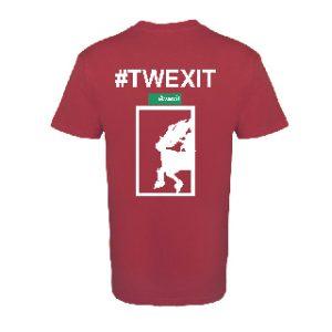 #twexit